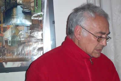 Eduardo 'Walo'Herrera.