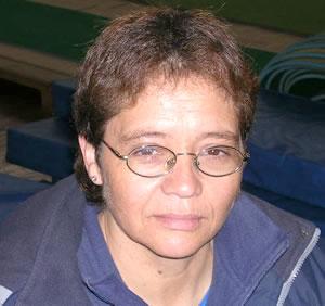 Isabel Lazo, Entrenadora de Gimnasia Artística