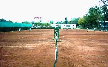 Club de Tenis, Estadio Nacional, Chile.
