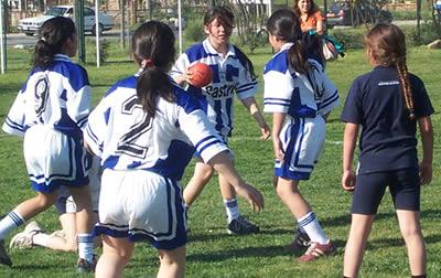 La asociación la componen principalmente clubes y colegios que se integran de la Región Metropolitana a participar de las actividades son actualmente tenemos más de 30 instituciones que pertenecen a la Asociación.