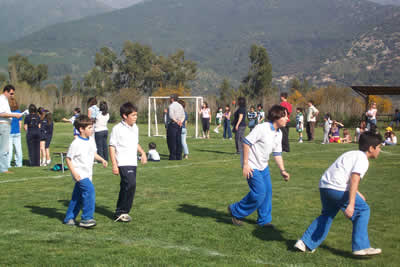 Futuro del Handball en Chile.