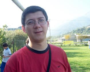 Jorge Garrido Presidente de la Asociación Regional de Central Balón en Mano.