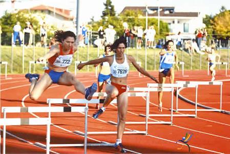 Chile obtuvo dos medallas en el Campeonato Mundial de Atletismo Masters realizado en Riccione, Italia desde el 4 al 15 de Septiembre de 2007.