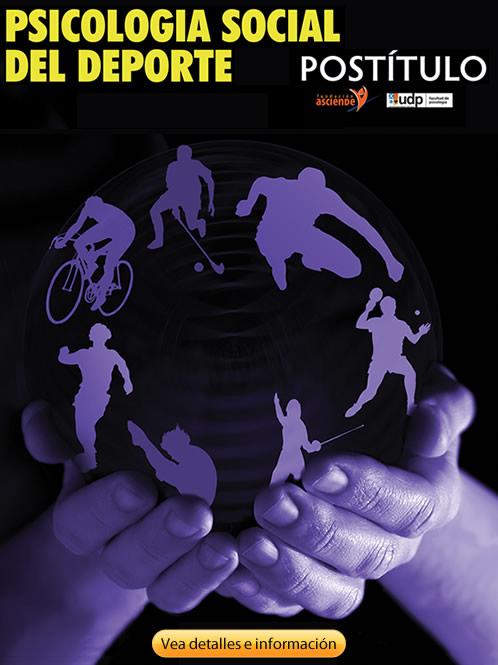 Psicología Social del Deporte. Postítulo 2010 – 2011
