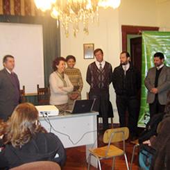 Inaugurado Magíster en Psicología Aplicada a la Actividad Física y el Deporte 2011