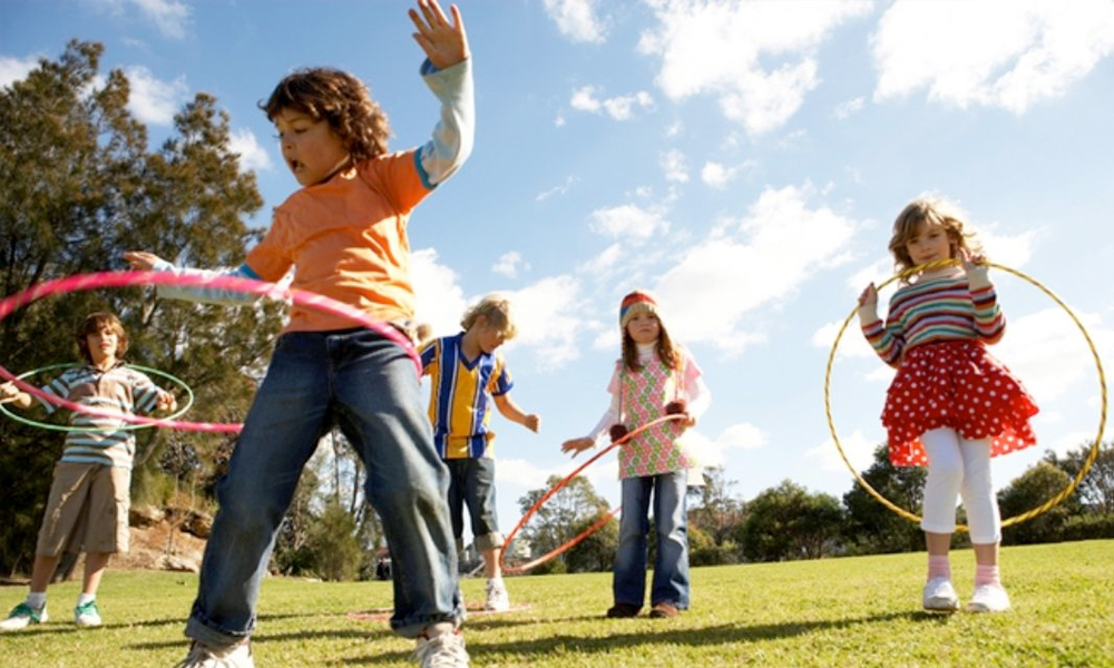 Los niños llegan al deporte ante todo por el gusto al juego.