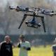 En la Copa Mundial de Fútbol Brasil 2014 el equipo de Francia manifestó que había un drone observando las prácticas de la selección.