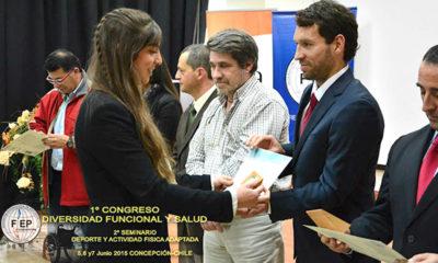 1º Congreso Diversidad Funcional y Salud, Concepción, Chile.